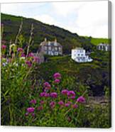 View From Port Isaac Canvas Print