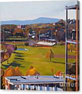 View From The Heights Canvas Print