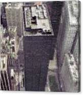 View From The World Trade Center Canvas Print