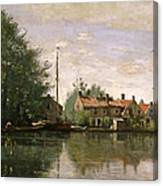 View In Holland Canvas Print