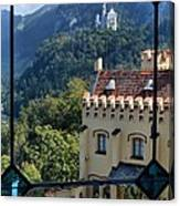 View Of Castles Canvas Print