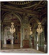 View Of The Salle Des Arts, After 1871 Photo Canvas Print