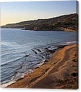 View On Portuguese Bend Canvas Print