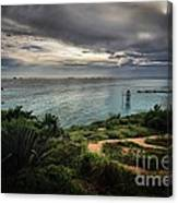 View Wit A Room Canvas Print