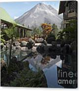 Viewing Arenal Volcano Canvas Print