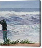 Viewing Nemo Canvas Print