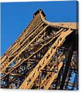 Views Of The Tower Canvas Print