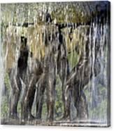 Vigelands Fountain Canvas Print