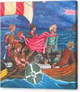 Vikings Canvas Print