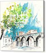 Vila Do Conde 15 Canvas Print
