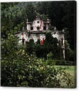 Villa De Vecchi Canvas Print