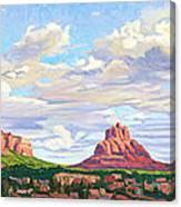 Village Of Oak Creek - Sedona Canvas Print