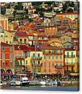 Villefranche Canvas Print