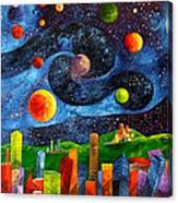 Vincent's Dream Canvas Print