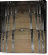 Vineyards In Va - 121218 Canvas Print