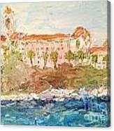 Vinoy Basin Canvas Print