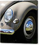 Vintage Beetle Canvas Print