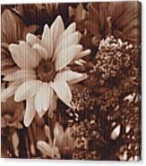 Vintage Bouquet Canvas Print