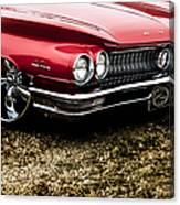Vintage Car 2  Canvas Print