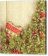 Vintage Christmas Garland By Amanda Elwell