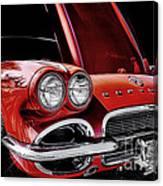 Vintage Corvette  Canvas Print