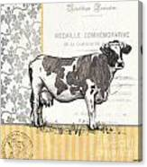 Vintage Farm 1 Canvas Print