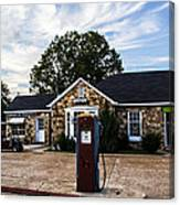 Vintage Fill Up Canvas Print