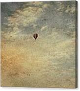 Vintage Hot Air Balloons Canvas Print