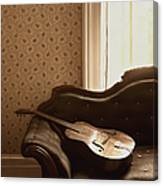 Vintage Music Canvas Print