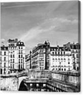Vintage Paris 5b Canvas Print