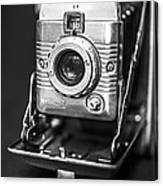 Vintage Polaroid Land Camera Model 80a Canvas Print
