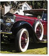 Vintage Rolls Royce Phantom Canvas Print
