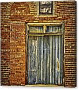 Vintage Route 66  Canvas Print