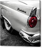 Vintage Ford Thunderbird Canvas Print