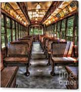Vintage Trolley No. 948 Canvas Print
