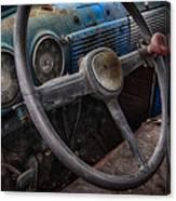 Vintage Truck 2 Canvas Print