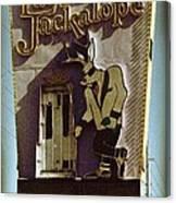 Vintage Vegas Canvas Print
