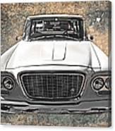 Vintage Vehicle Canvas Print