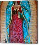 Virgen De Guadalupe - Guadalupe Virgin - Lady Of Guadalupe Canvas Print