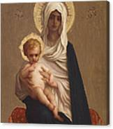 Virgin Of The Deliverance Canvas Print