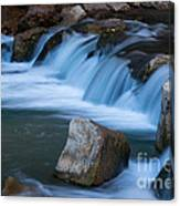 Virgin River Rapids Canvas Print