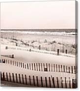 Virgina Beach Vacation Memories Canvas Print