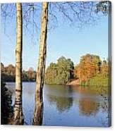 Virginia Water Windsor Berkshire Uk  Canvas Print
