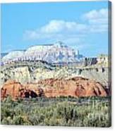 Visions Of Utah Canvas Print
