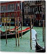 Visions Of Venice 4. Canvas Print
