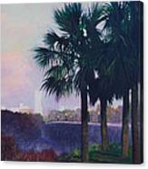 Vista Dusk Canvas Print