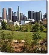 Vista Hermosa Park Los Angeles California Canvas Print