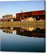 Vistula River 2 Canvas Print