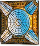 Vittorio Emanuele Gallery - Milan Canvas Print