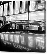 Vn Blvd.-029-30a Donuts Reflection Canvas Print